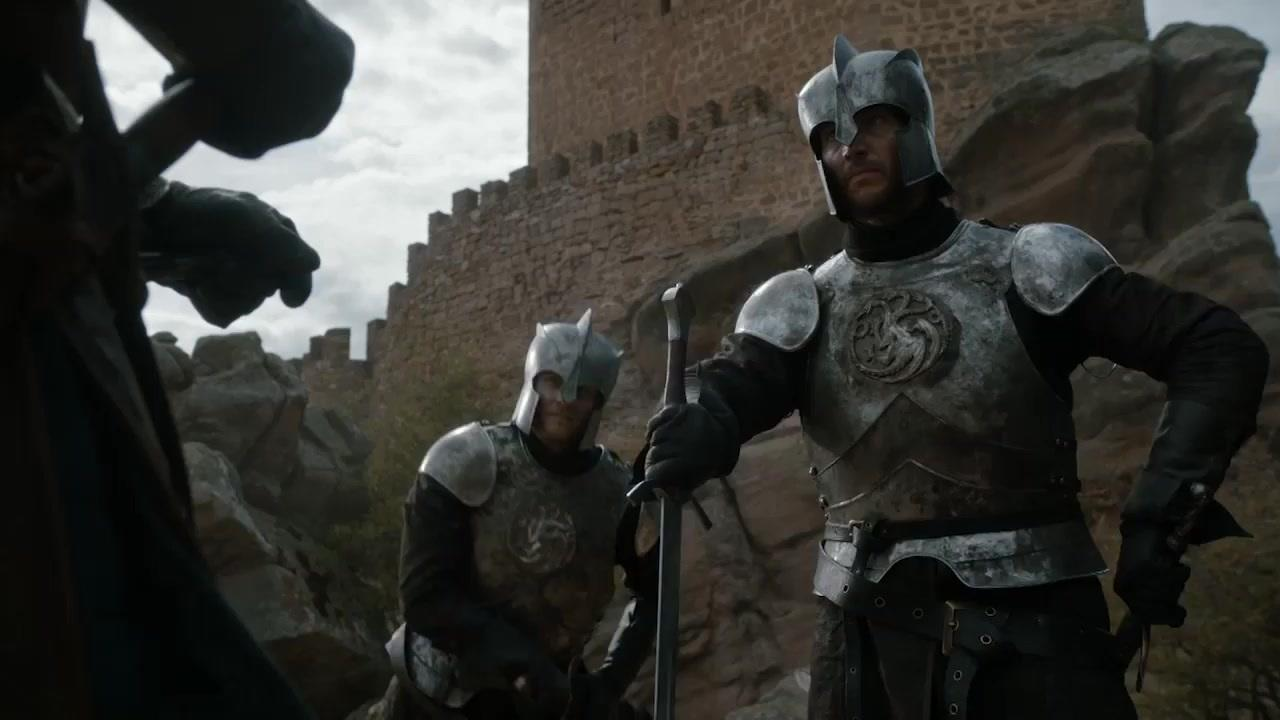 A Game Of Thrones Fan Theory Suggests That Arthur Dayne Might Still Be Alive Gamesradar