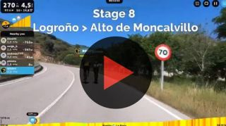 Vuelta 2020 Rouvy