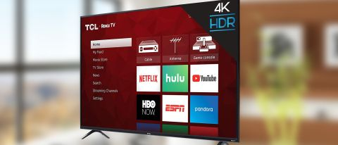 TCL 4 Series Roku TV review