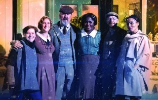 FThe Sweetmakers at Christmas Friday 15th December