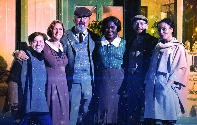 fthe sweetmakers at christmas friday 15th december - Christmas Shows Tonight