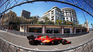 Monaco Grand Prix live stream