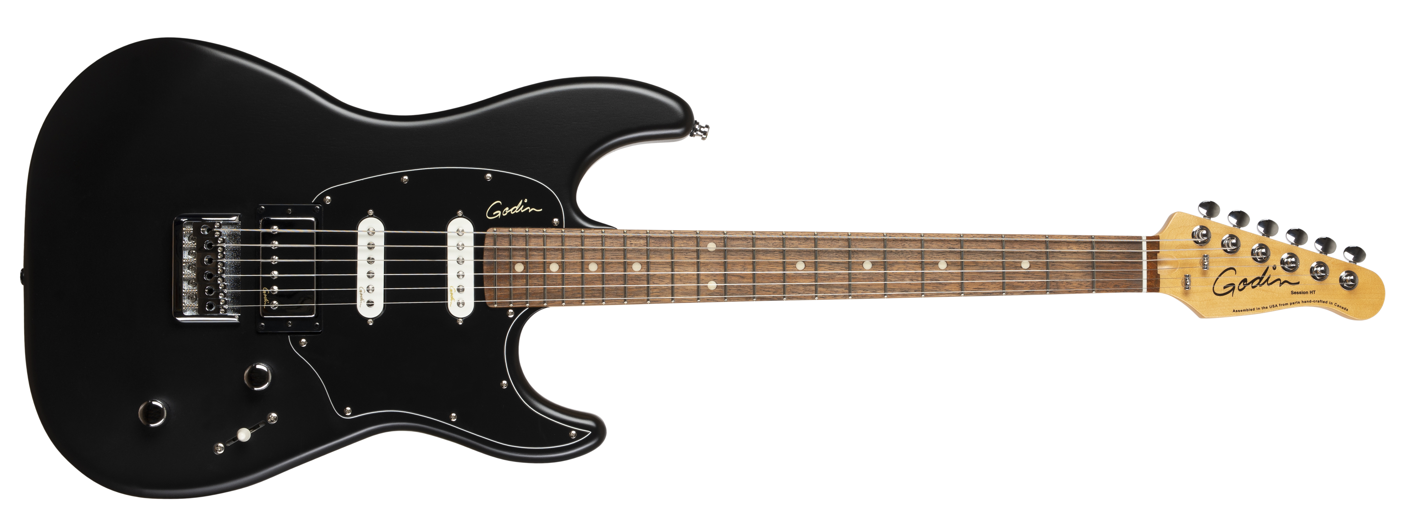 New Godin Guitars Session HT model announced | MusicRadar