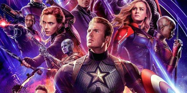 the full poster for Avengers: Endgame