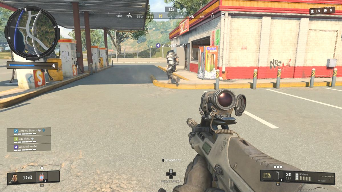 Black Ops 4's Blackout mode is battle royale as you know it