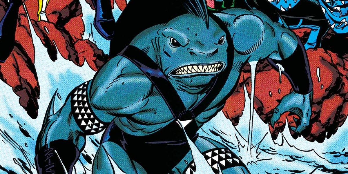 Nanaue is King Shark