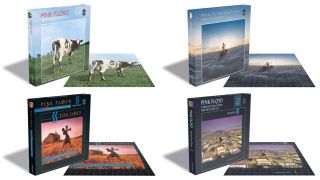 Pink Floyd Jigsaws 2021