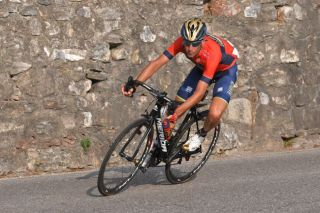 Two-time winner and last year's runner-up, Vincenzo Nibali (Bahrain-Merida), will start this year's Il Lombardia as one of the favourites