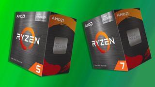 AMD Ryzen 5 CPUs