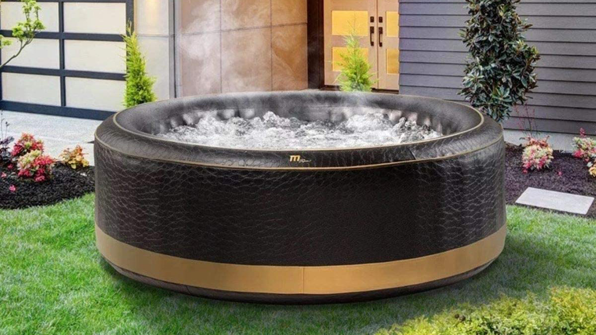 Best Inflatable Hot Tubs In 2021 Tom S Guide