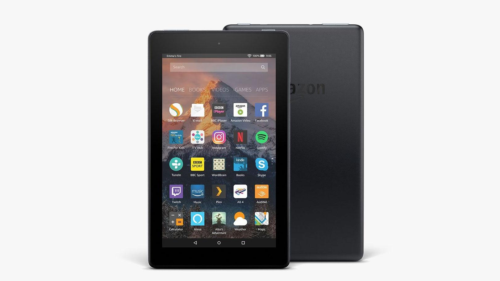 Best cheap tablets: Amazon Fire 7