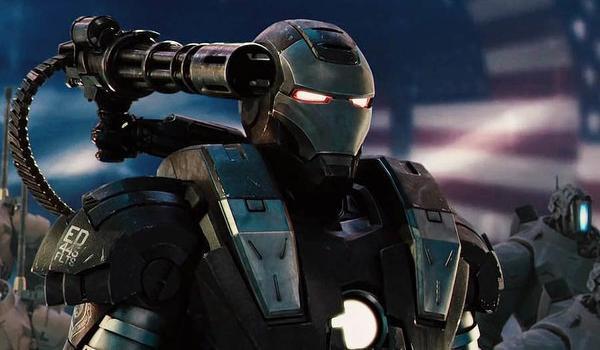 War Machine Iron Man 2 Don Cheadle