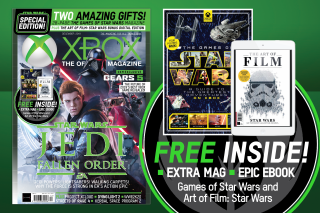 Plus there's a bonus Games of Star Wars magazine and digital Art of Star Wars Film book