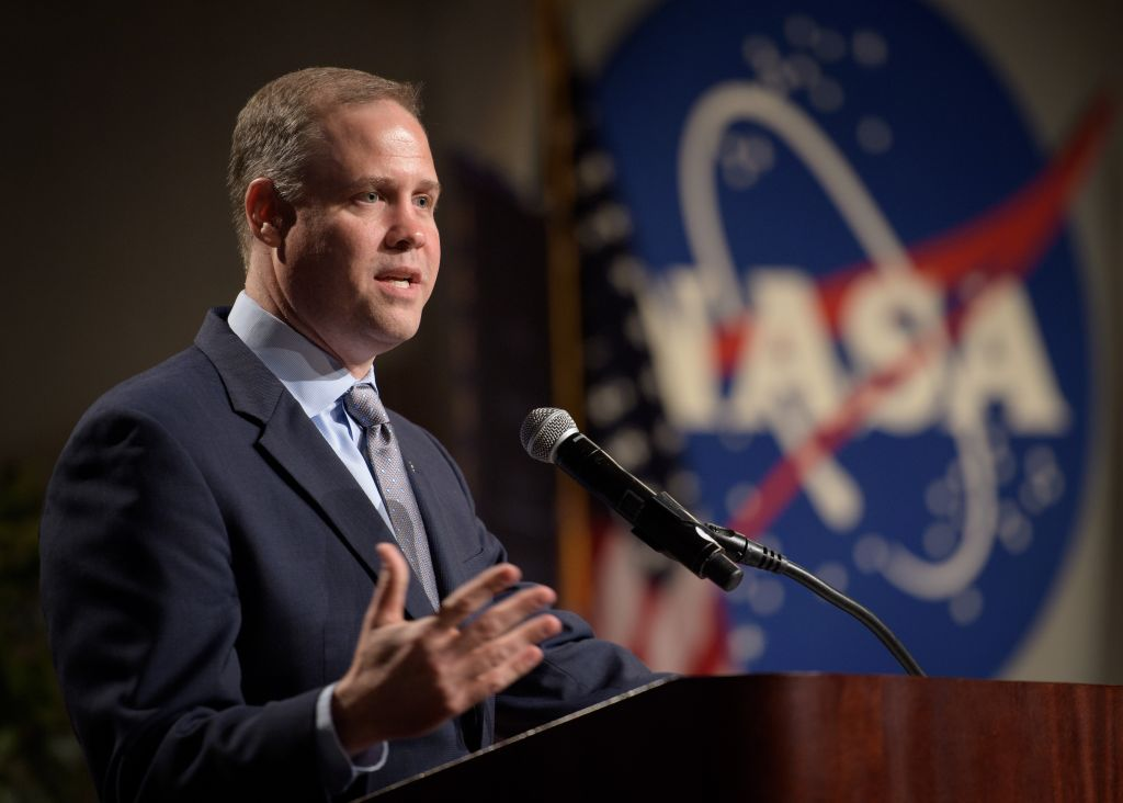 Outgoing NASA chief Jim Bridenstine calls for unity in space exploration pursuits
