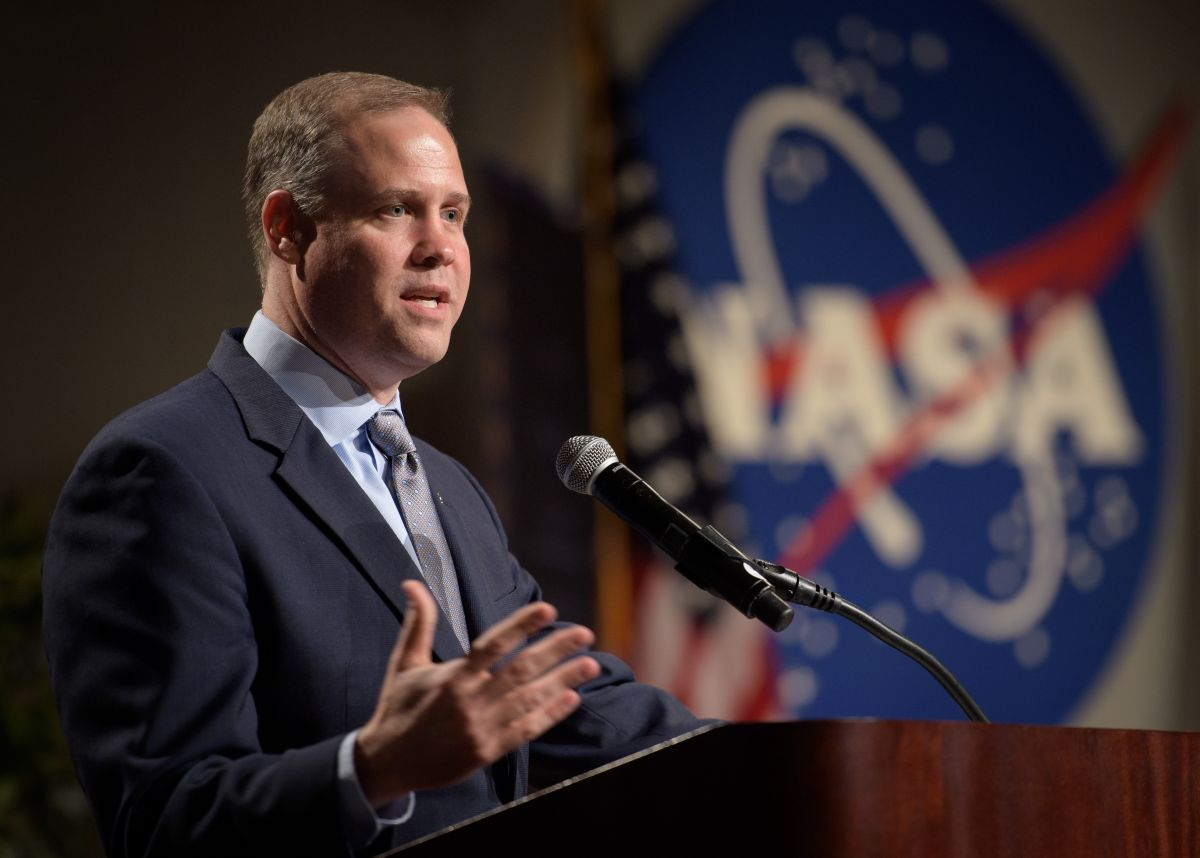 Outgoing NASA chief Jim Bridenstine requires unity in area exploration pursuits