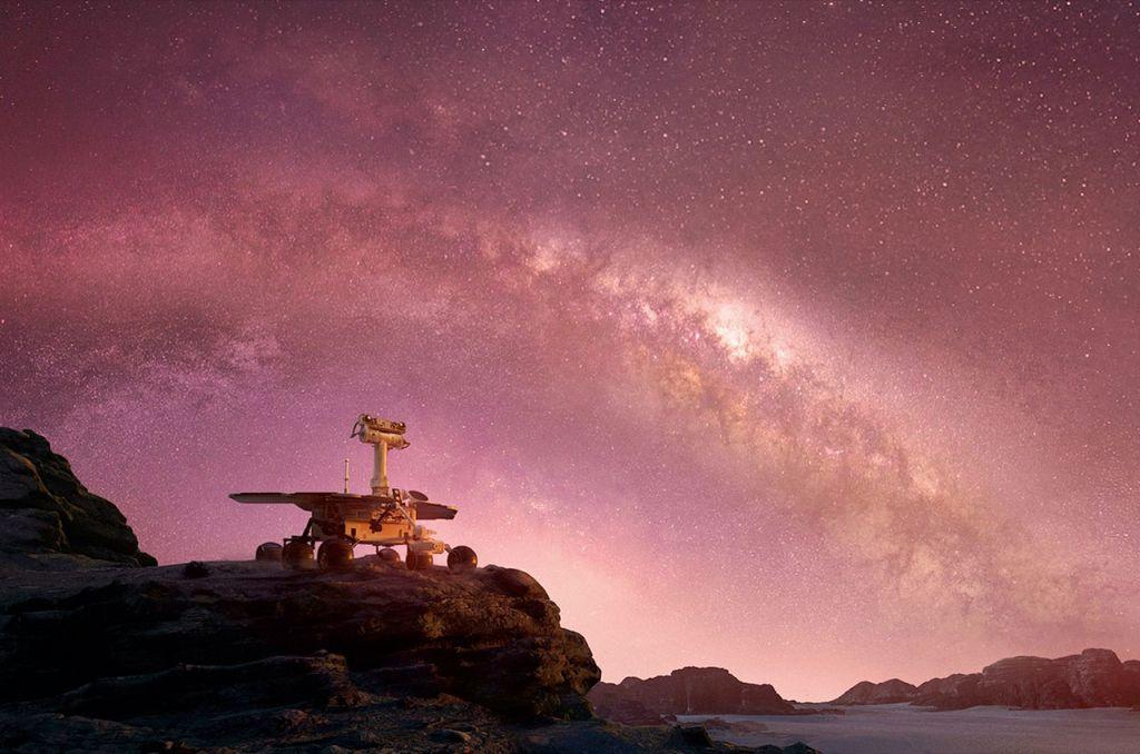 Amazon, Amblin documentary 'Good Night Oppy' to tell Mars rover's story
