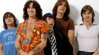 AC/DC in 1979