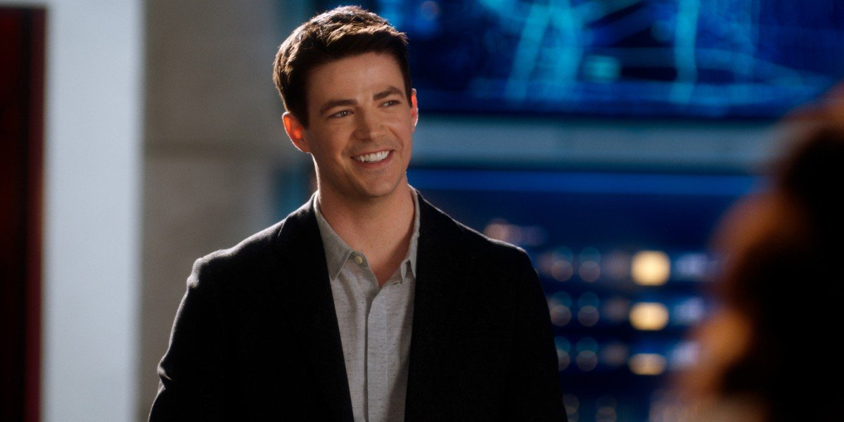 Barry Allen on The Flash The CW