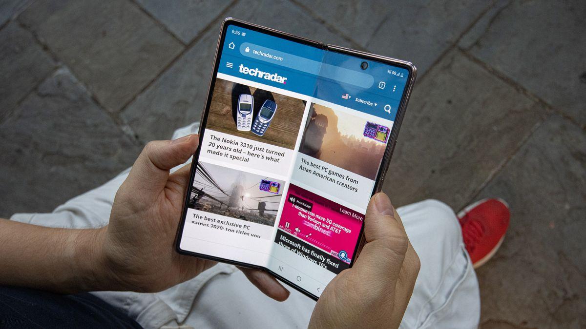 S Pen Pro-stöd för Samsung Galaxy Z Fold 3 bekräftat i FCC-dokument