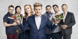 The Funniest Thing That's Ever Happened On Masterchef, According To Gordon Ramsay