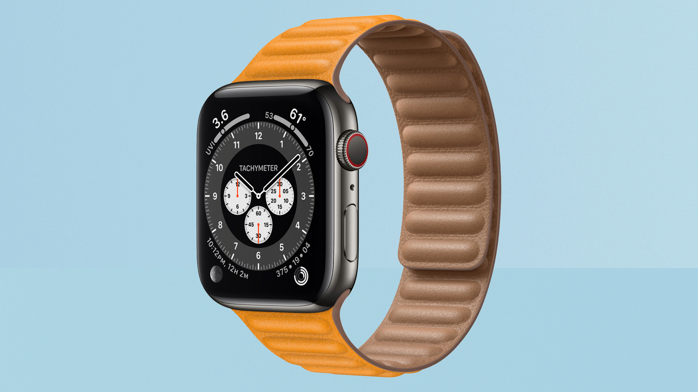 Apple Watch Series 6 review: the best smartwatch, but it's