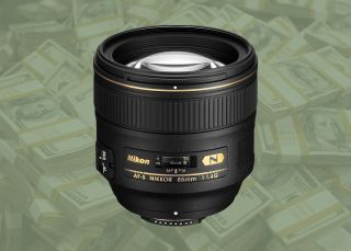 Don't wait for Black Friday… Save £135 on Nikon AF-S 85mm f/1.4G