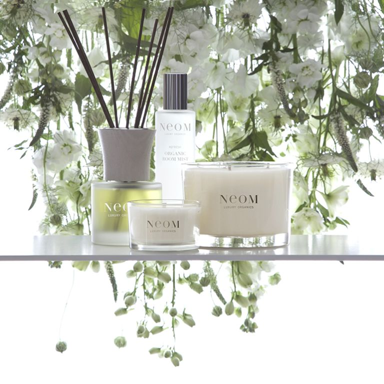 Neom Organic Reed Diffuser Buchu, Nutmeg & Ginger photo