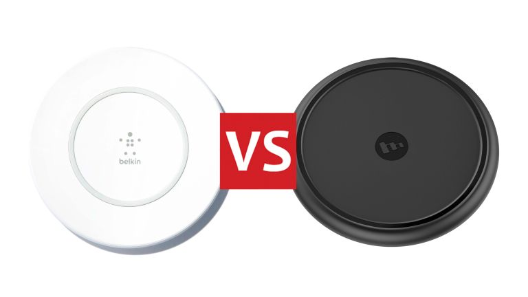 Mophie wireless charging base VS Belkin Boost Up wireless pad