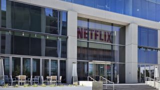 Netflix HQ in Los Angeles