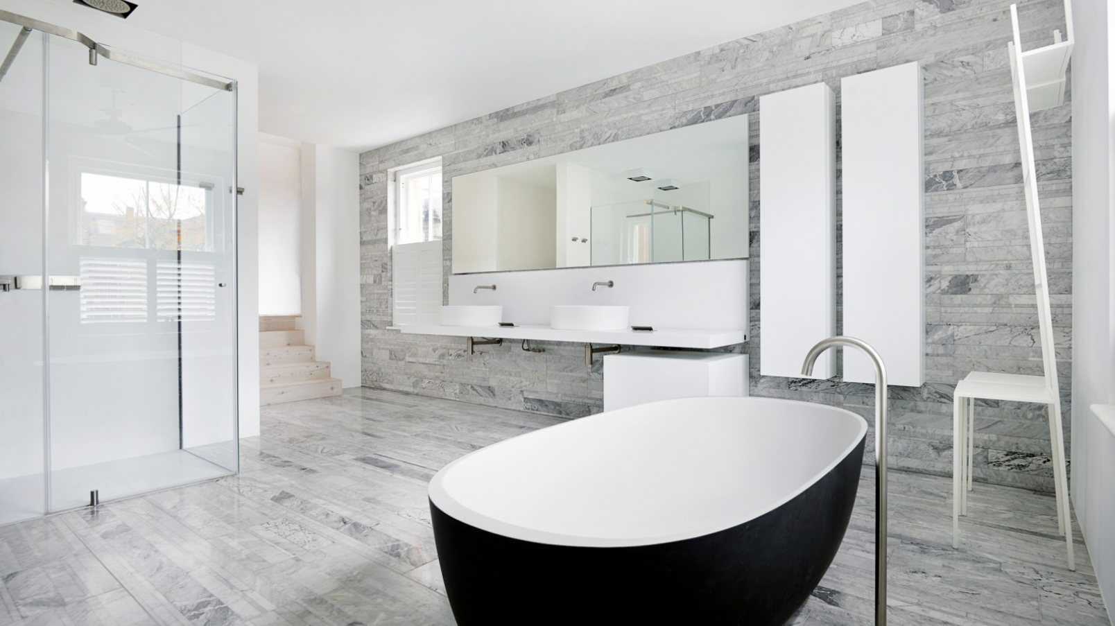 thanks to boffius takeover of italian furniture giants de padova youull find lots of inspiration in the shape of storage too with bathroom inspiration - Bathroom Inspiration