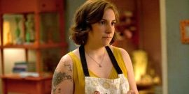 Lena Dunham Is Super Happy She Gained 24 Pounds