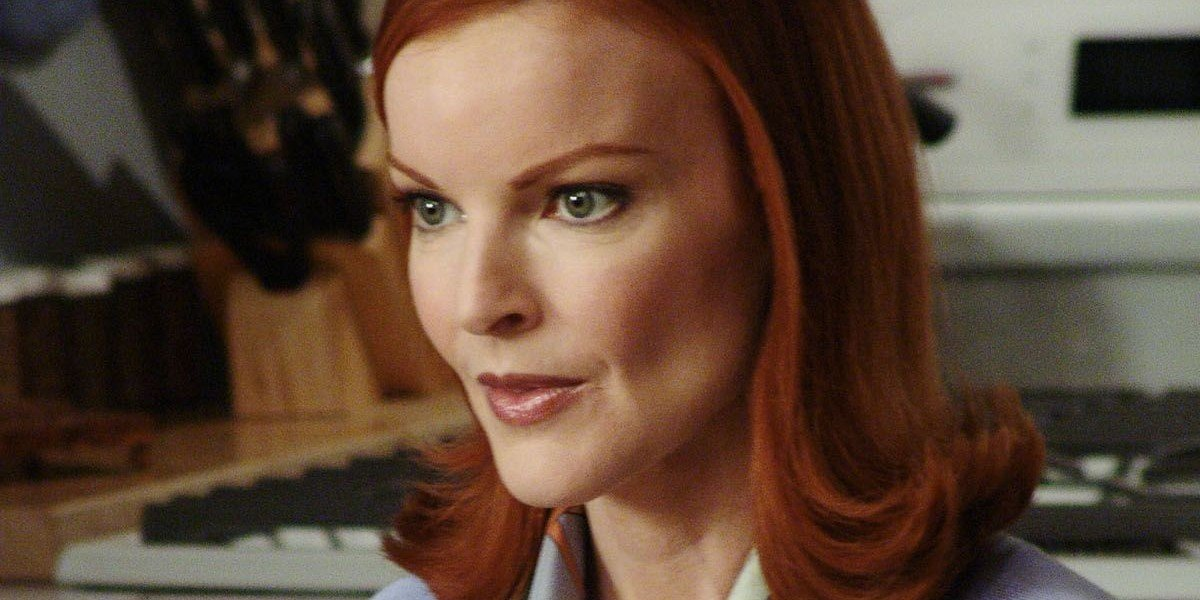 Marcia Cross - Desperate Housewives