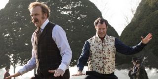 John C. Reilly and Will Ferrell in Holmes and Watson