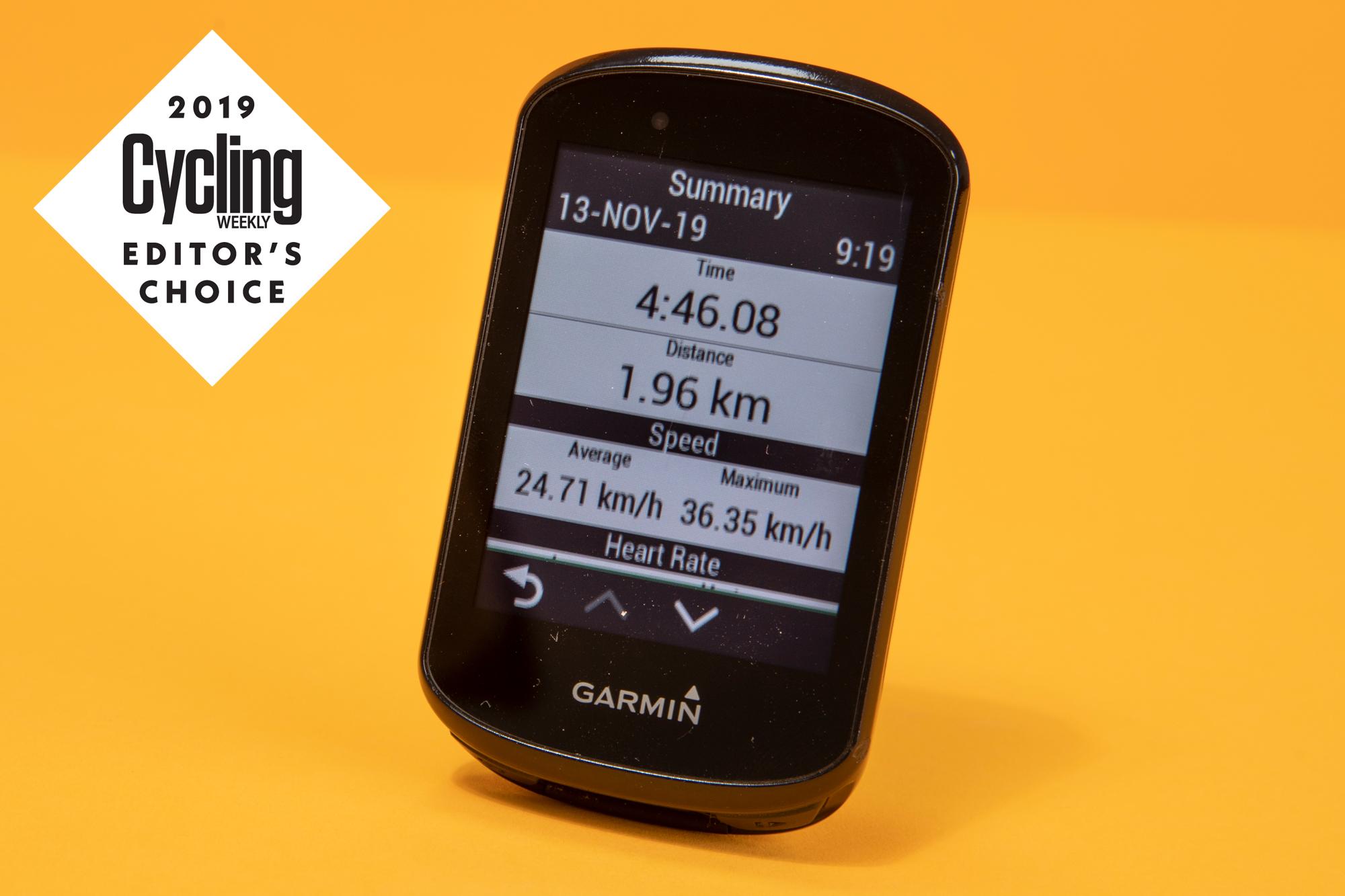Garmin Edge 830 review - Cycling Weekly