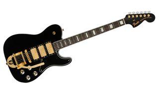 Fender Parallel Universe Volume II Troublemaker Tele Deluxe Bigsby
