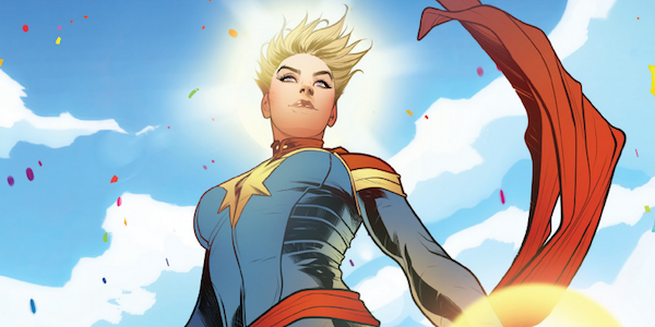 The Marvel Character Brie Larson Wants Captain Marvel To Battle