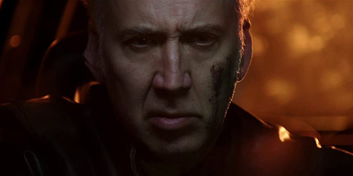Nicolas Cage in Dying of the Light