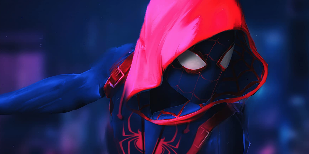 Spiderman Into The Spider Verse Stream