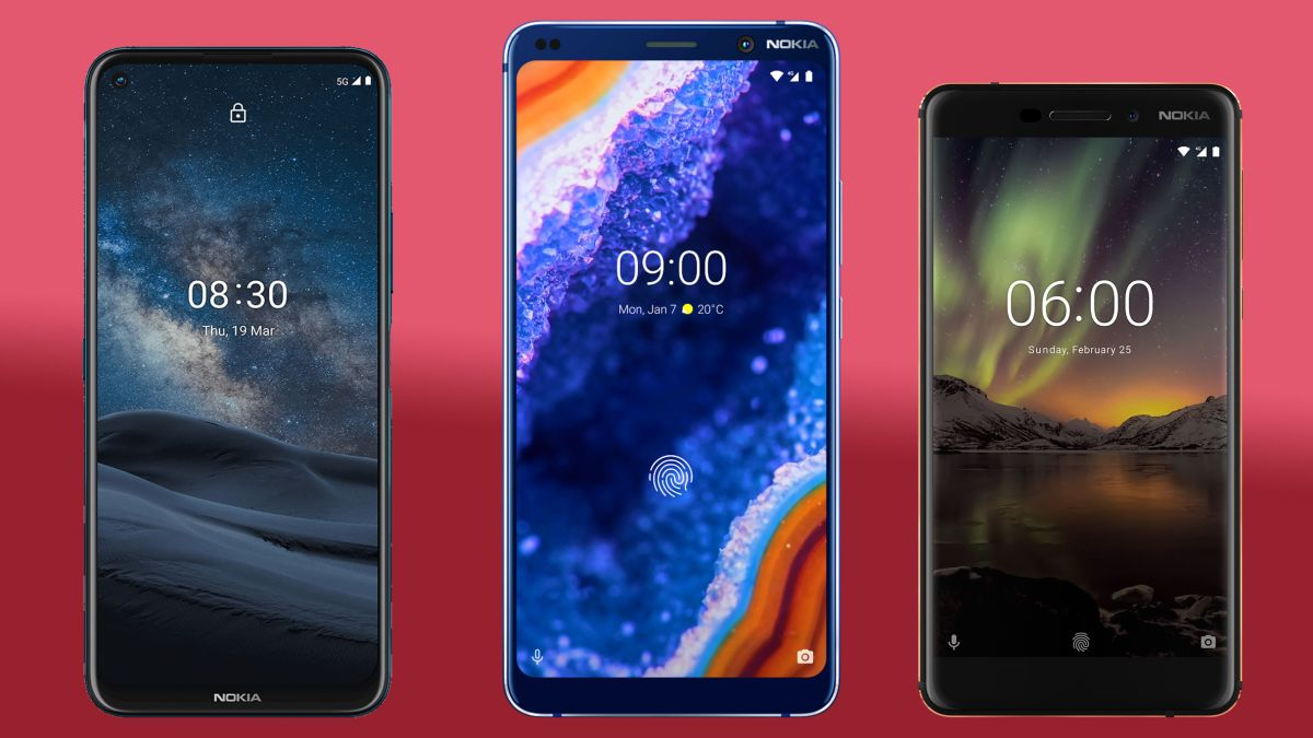 Best Nokia Phones 2021 Find The Right Nokia Smartphone For You Techradar