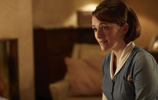 Charlotte Ritchie on this Sunday's Call the Midwife: Barbara and Phyllis risk their own lives to save a family