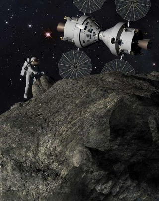 'Plymouth Rock' Deep Space Asteroid Mission Idea Gains Ground