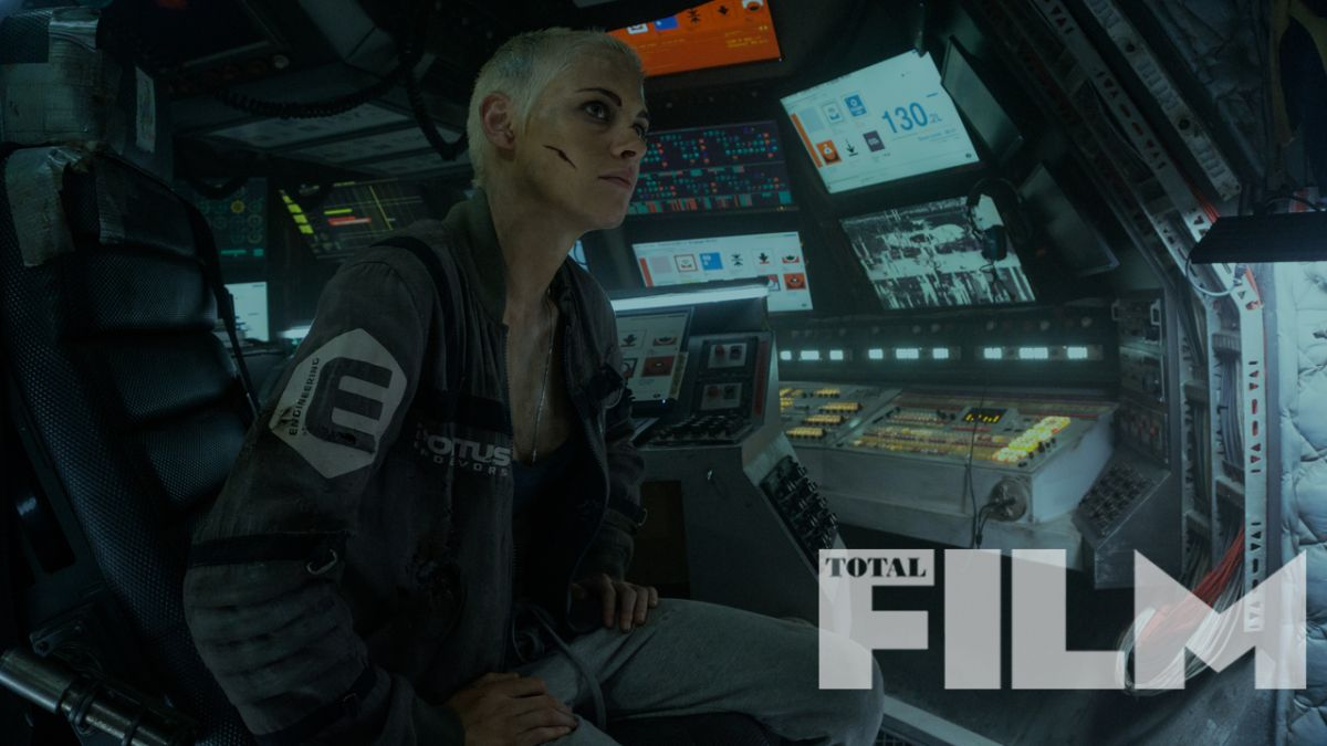 Exclusive: Kristen Stewart commands a submarine (and your attention) in a new image from deep-sea horror Underwater