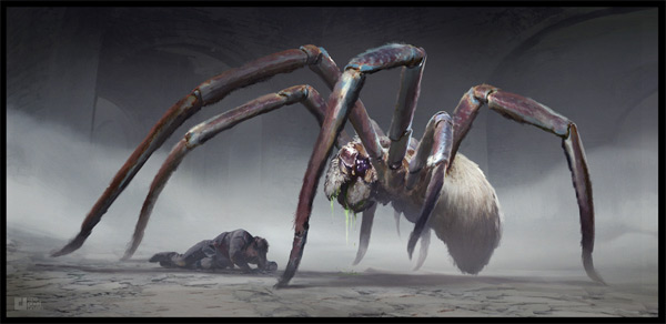 Underworld Ascendant Spider