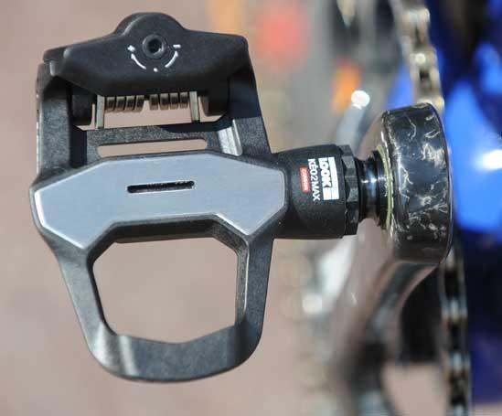 Evans' Canyon pedal