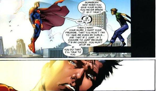Superman DC Comics