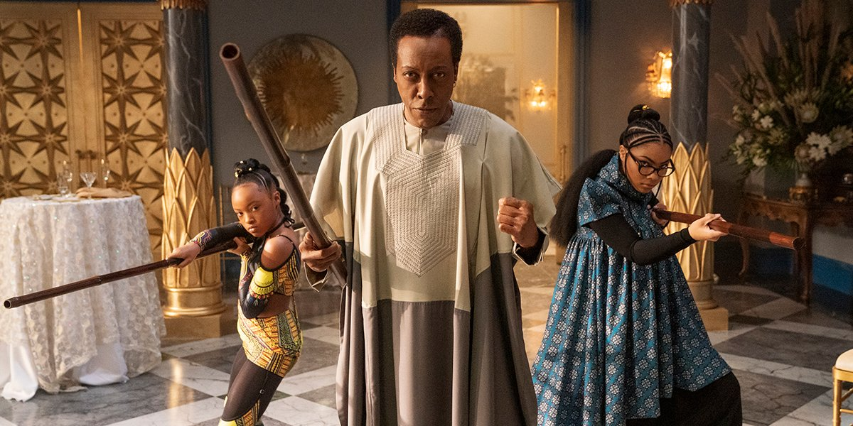 Arsenio Hall as Semmi in Coming 2 America
