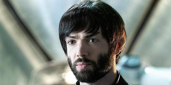 Spock Star Trek: Discovery CBS All Access