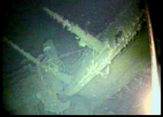 hmas ae1 shipwreck