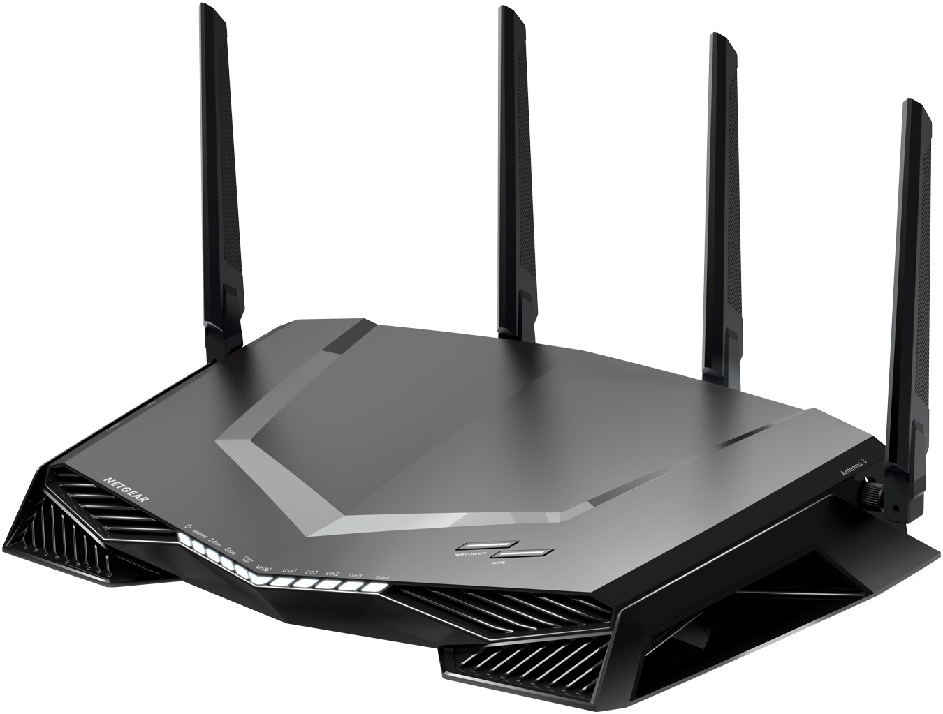 We tried Netgear's first gaming router and it's the fastest we've