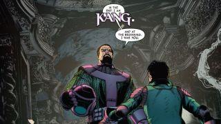 Kang the Conqueror #1 excerpt